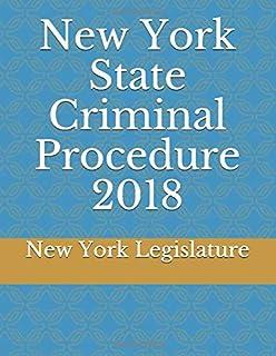 New York State Criminal Procedure 2018