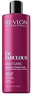 Revlon Be Fabulous Daily Care Champú Cuidado Diario para Cabello Normal 750 ml