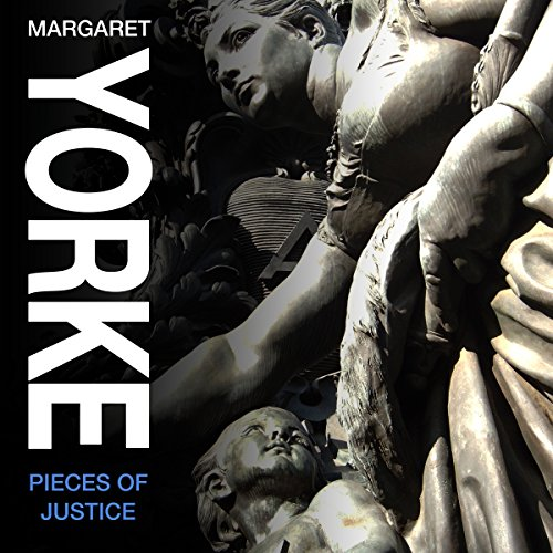 Pieces of Justice audiobook cover art