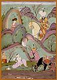 World of Art Vintage Islamische Kunst I chusrau und