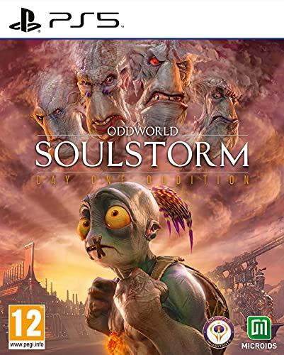 Oddworld Soulstorm Day One Edition Edition Ps5