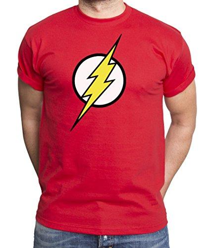 Sambosa - T-shirt - Homme Rouge XXXXL