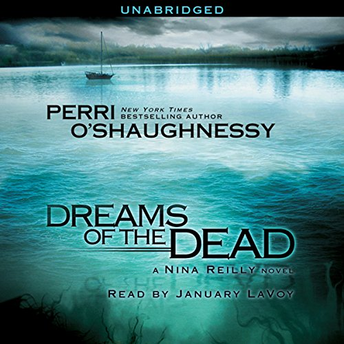 Dreams of the Dead audiobook cover art