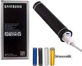 Chaya OEM Samsung EB-BJ710CBU Battery 3300mAh for Samsung Galaxy SM-J727,J7 Perx, J7 Sky Pro,J710 with 2600mAh Metal Power Bank(Color May Vary on Availability)