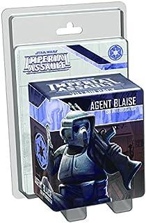 Fantasy Flight Games SWI26 Star Wars Agent Blaise Villan Board Game
