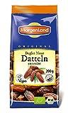 MorgenLand Bio Deglet Nour Datteln entsteint, 4er Pack (4 x 200 g)