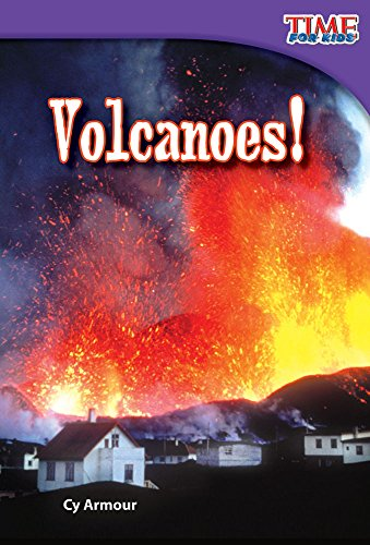 Compare Textbook Prices for Teacher Created Materials - TIME For Kids Informational Text: Volcanoes! - Grade 2 - Guided Reading Level J 2 Edition ISBN 9781433336157 by Cy Armour