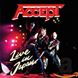 Accept: Live in Japan (Audio CD (Live))