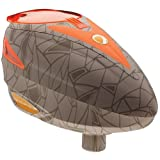 Dye Erwachsene Paintball Loader Rotor UL Markiererzubehör, Braun/Orange, One Size