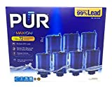 3- Stage Faucet Mount Filters 7 Pack. With Max- Ion Filter...