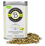 Birds & Bees Teas - Morning Sickness Tea for Pregnancy Nausea Relief, Inner Peace is a Safe Organic Pregnancy Tea - Loose Leaf Blend That Soothes and Calms Upset Stomachs, 30 Servings, 2.25 oz
