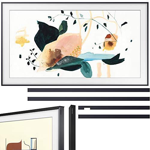 Samsung QN32LS03TB The Frame 3.0 32-inch QLED Smart TV (2020 Model) Bundle with Samsung 32-inch The Frame Customizable Bezel - Black