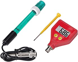 Yencoly Digital Water Test Meter,Accurate and Reliable Compact Portable Digital Acidity Meter pH Water Quality Tester with High Accuracy Water Test Kit