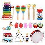 Ballery Juguetes de Instrumentos Musicales, Juguetes Músicales de...