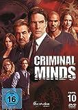Criminal Minds - Staffel 10 [5 DVDs] - Shemar Moore