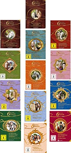Sechs auf einen Streich - Märchenbox, Vols. 1-13 (38 DVDs)
