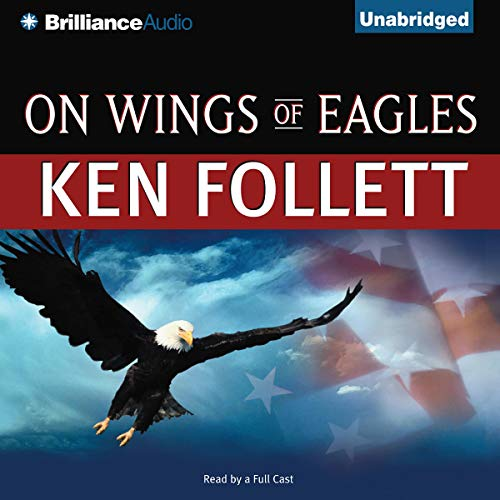 On Wings of Eagles audiobook cover art