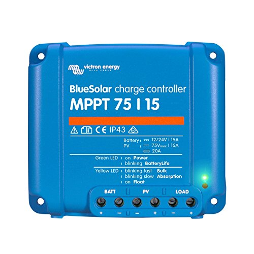 <a href=/component/amazonws/product/B018M88G98-victron-energy-bluesolar-mppt-75-15-12v-24v-15a-1-stueck.html?Itemid=1865 target=_self>Victron Energy BlueSolar MPPT 75/15 12V 24V 15A, 1 Stück,...</a>
