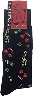 Notas Musicales Calcetines por el Lazo Studio