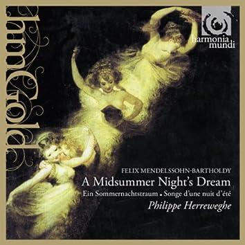 Mendelssohn: Ein Sommernachtstraum (A Midsummer's Night Dream)
