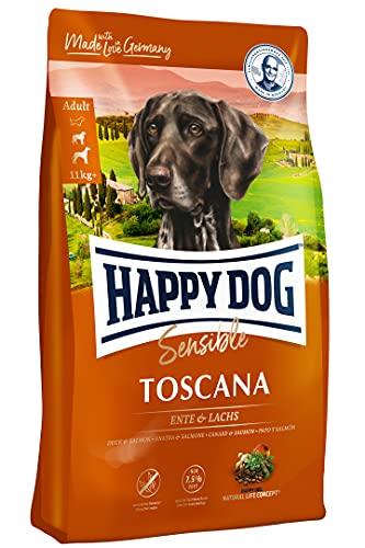 Happy Dog Supreme Sensible Toscana, 12.5 Kg, 1er Pack (1 x 12.5 kg)
