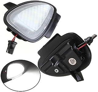 Katur LED Beleuchtung für Seitenspiegel für VW GTI / Golf MK66 / MKVI, 1 Paar