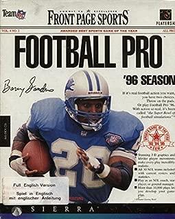 Football Pro '96 Season