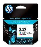 HP 342 C9361EE, Tricolor, Cartucho de Tinta Original, compatible con impresoras de...