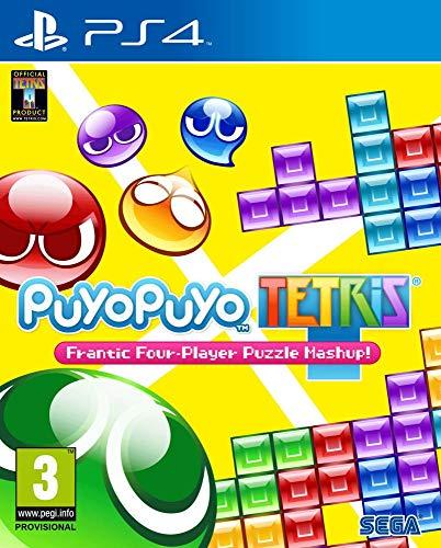 Puyo Puyo Tetris [Importación francesa]