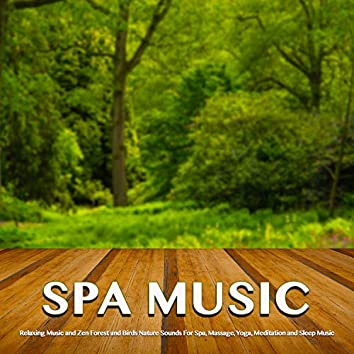 Spa Music: Relaxing Music and Zen Forest and Birds Nature Sounds For Spa, Massage, Yoga, Meditation and Sleep Music