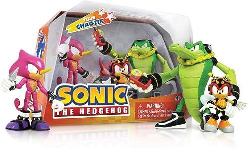 Sonic the Hedgehog Team chaotix Box Set