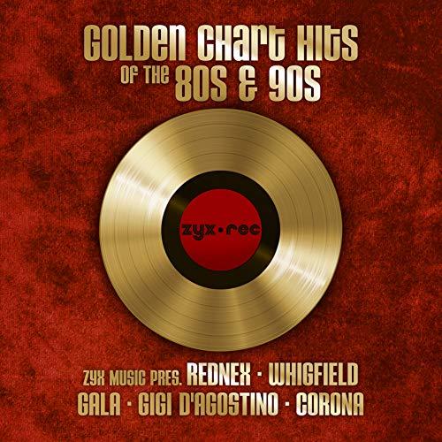 Golden Chart Hits Of The 80s & 90s [Vinilo]