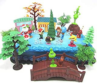 Best grinch birthday party cake Reviews