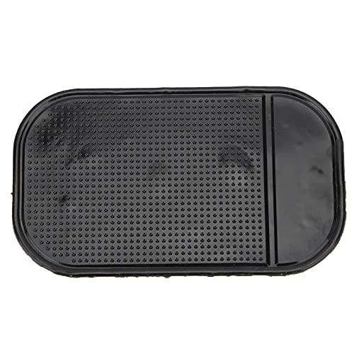 LIXFDJ Almohadilla de goma antideslizante, soporte de colocación fija universal para teléfono móvil CD caso monedas coche interior suministros