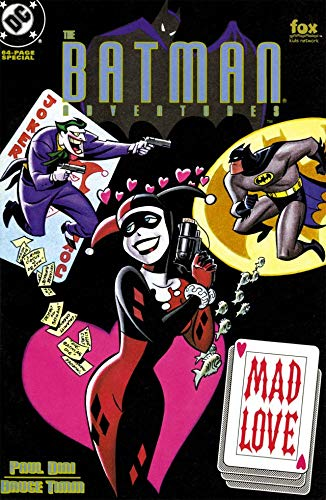 Ebook The Batman Adventures Mad Love And Other Stories By Paul Dini