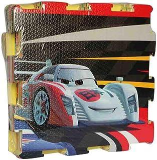 Cars Puzzle Mat Set 31 x 31 cm - 9 sheets