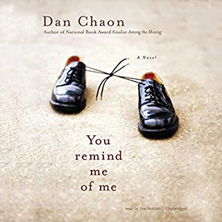 You Remind Me of Me audiobook cover art