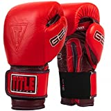 Title Boxing American Heart Association Bag Gloves, Red, 16 oz