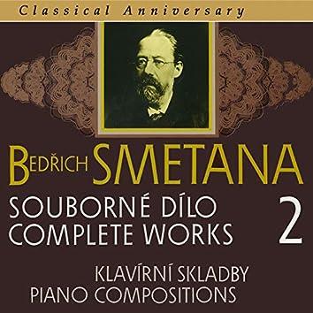 Smetana, Complete Works, Vol. 2: Piano Compositions