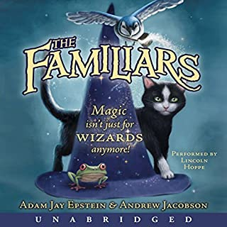 The Familiars cover art