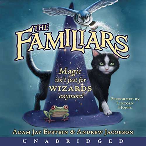 The Familiars audiobook cover art