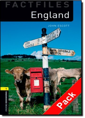Oxford Bookworms Library Factfiles: Level 1:: England audio CD pack by John Escott(2008-01-10)