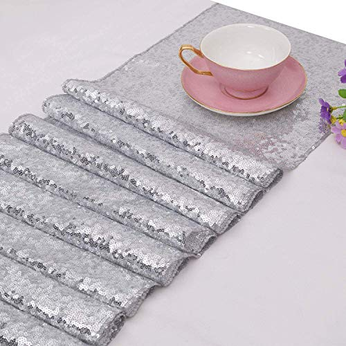 Sequin Table Runners, 12