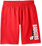 Old Varsity Brand NCAA Herren CVC Fleece kurz, Herren, Fleece Short, rot, Large -