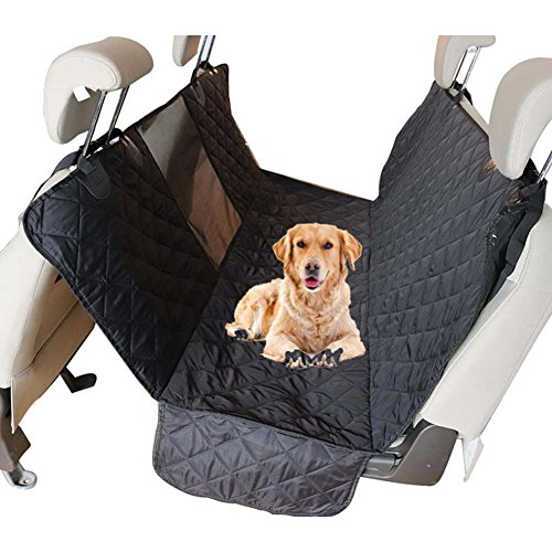 MRXUE Hond Stoel Cover Hond Hangmat Luxe Achterzijde Dubbele Stoel Hond Pad (Safety Exit Design + Isolatie Net)