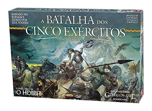 Devir - A batalha Dos Cinco exércitos (en portugués) (BGB5EPT)