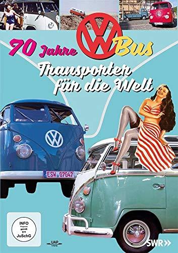 70 Jahre VW Bus - Transporter für die Welt