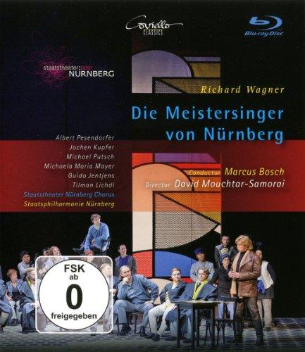 Richard Wagner: Die Meistersinger von Nürnberg [Blu-ray]