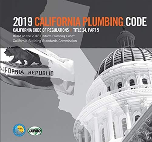 2019 California Plumbing Code