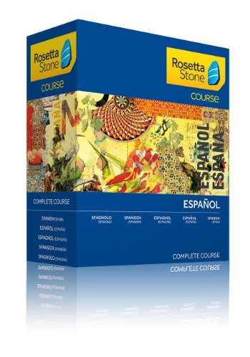 Rosetta Stone Course - Komplettkurs Spanisch (Spanien) [import allemand]